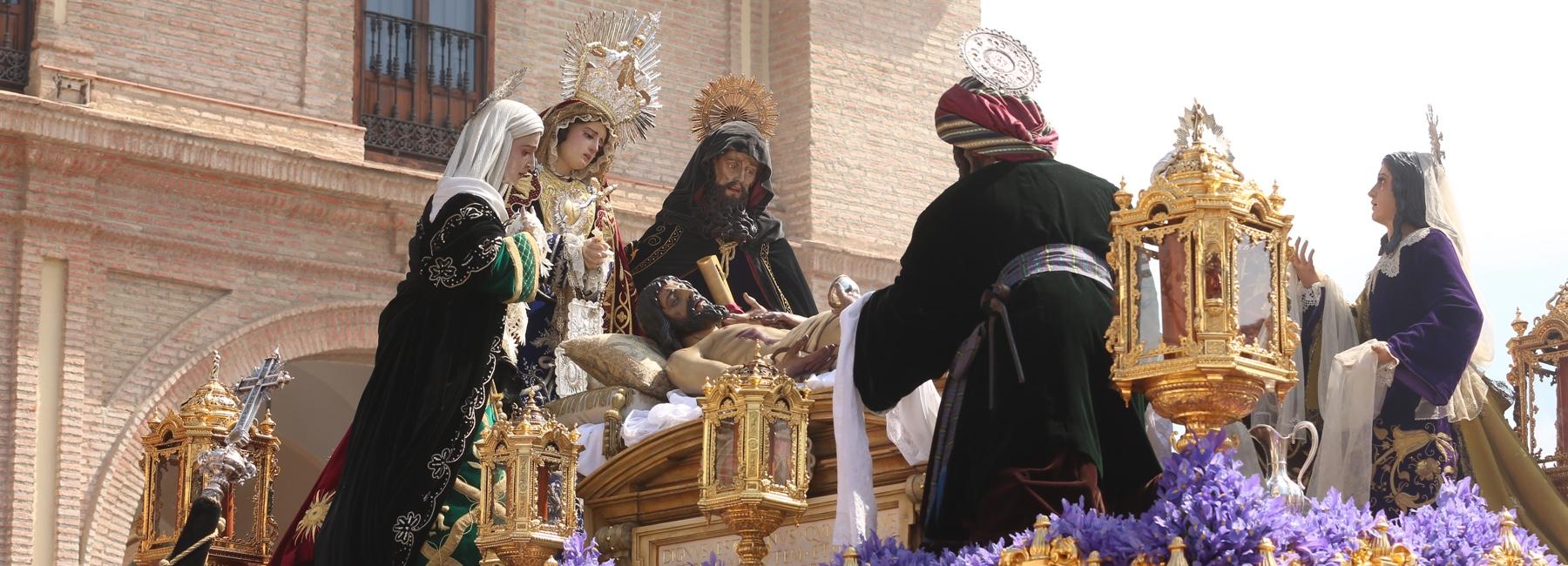 597677a73f2 Hermandad del Monte Calvario - Hermandad